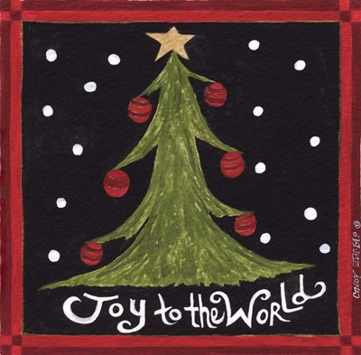 Joy to the World art print by Cindy Shamp for $63.75 CAD