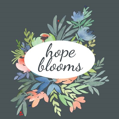 Hope Blooms art print by Elise Engh for $45.00 CAD