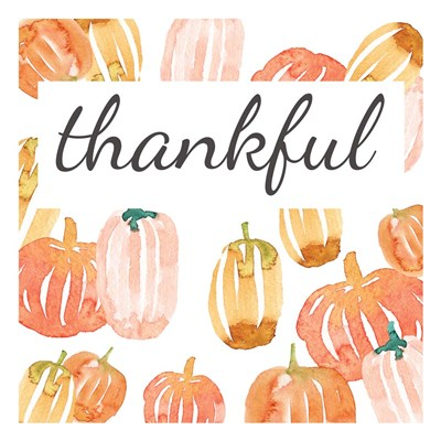 Thankful art print by Elise Engh for $45.00 CAD