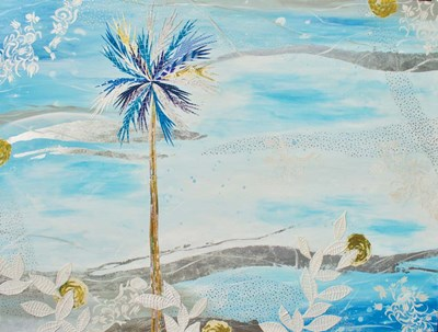 Nothing But Blue Skies art print by Jennifer Peck for $41.25 CAD