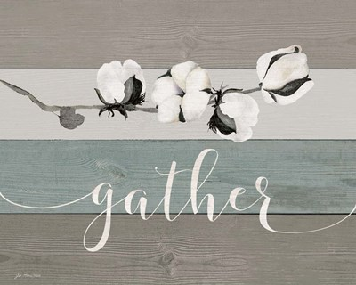 Gather - Floral art print by Jo Moulton for $56.25 CAD