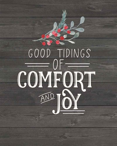 Comfort and Joy art print by Jo Moulton for $40.00 CAD