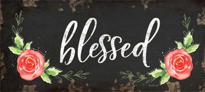 Blessed art print by Jennifer Pugh for $35.00 CAD