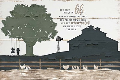 Homestead III art print by Jennifer Pugh for $43.75 CAD
