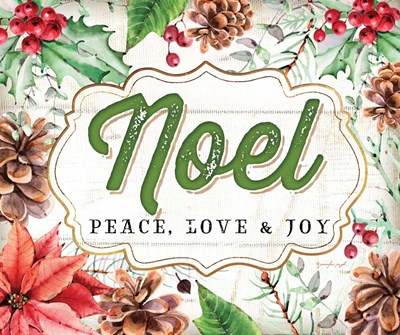 Noel art print by Jennifer Pugh for $51.25 CAD