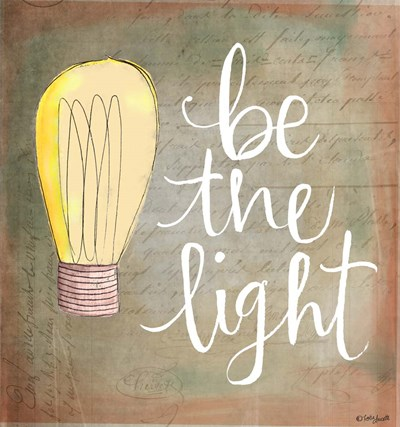 Be the Light II art print by Katie Doucette for $36.25 CAD