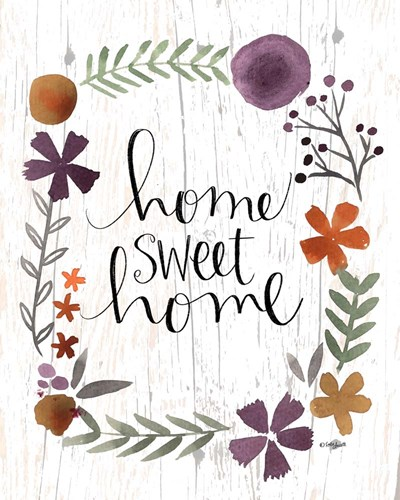Sweet Home art print by Katie Doucette for $40.00 CAD