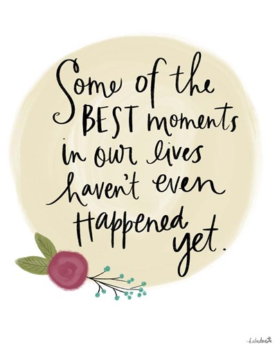 Best Moments art print by Katie Doucette for $40.00 CAD