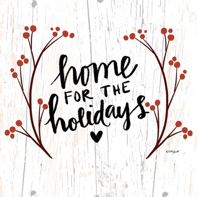 Home for the Holidays art print by Katie Doucette for $48.75 CAD
