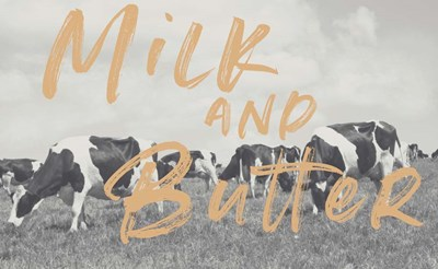 Milk and Butter art print by Linda Woods for $42.50 CAD