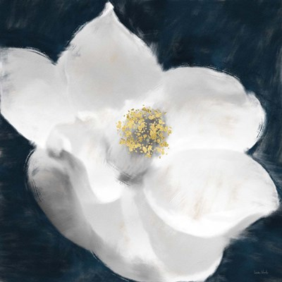 Painted Magnolia art print by Linda Woods for $80.00 CAD