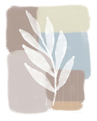 Soothing Spa I art print by Linda Woods for $40.00 CAD