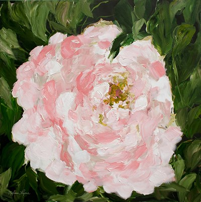 Peony art print by Melissa Lyons for $35.00 CAD