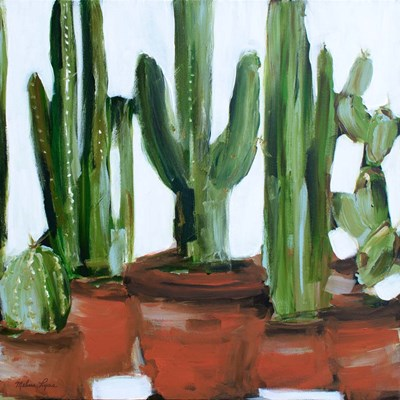 Cactus art print by Melissa Lyons for $80.00 CAD