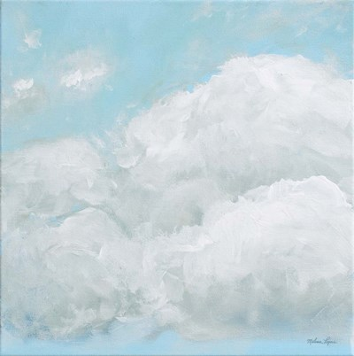 Clouds art print by Melissa Lyons for $80.00 CAD