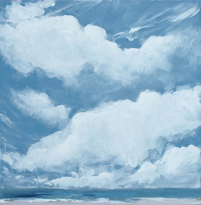 Big Sky art print by Melissa Lyons for $81.25 CAD