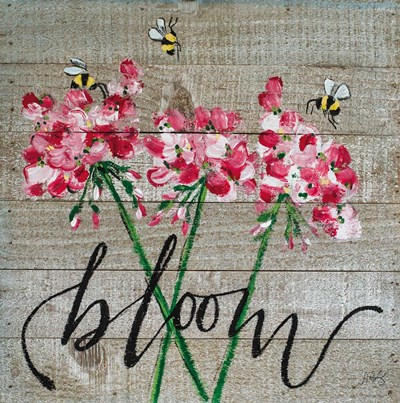 Bloom art print by Molly Susan Strong for $35.00 CAD