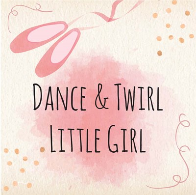 Dance & Twirl art print by ND Art & Design for $48.75 CAD