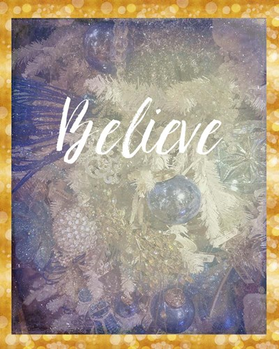 Believe art print by Ramona Murdock for $40.00 CAD