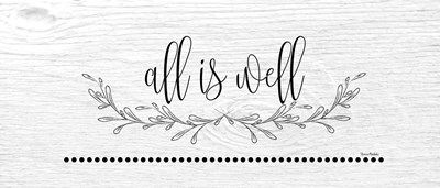 All is Well art print by Ramona Murdock for $38.75 CAD