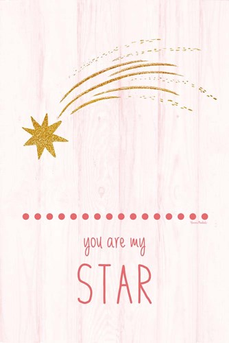 You Are My Star art print by Ramona Murdock for $43.75 CAD