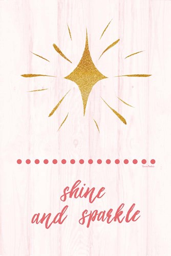 Shine and Sparkle art print by Ramona Murdock for $43.75 CAD