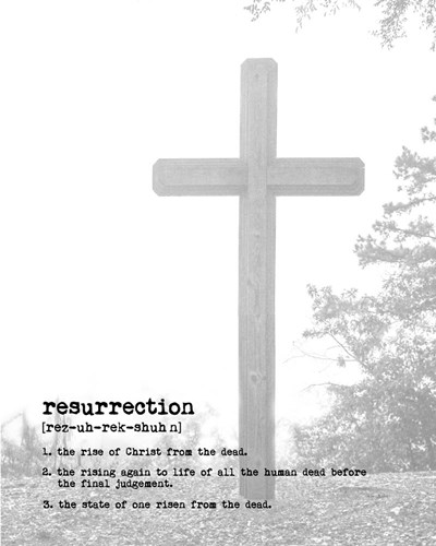 Resurrection art print by Ramona Murdock for $40.00 CAD