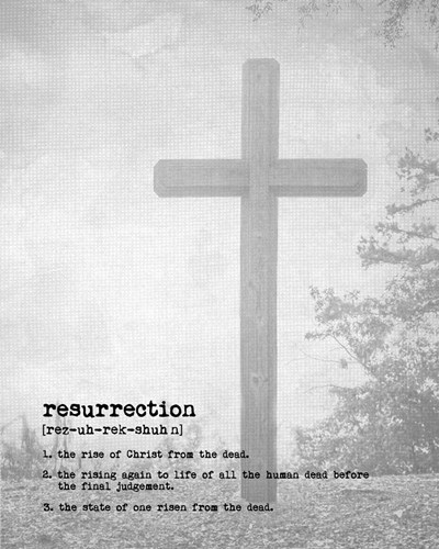 Resurrection II art print by Ramona Murdock for $40.00 CAD