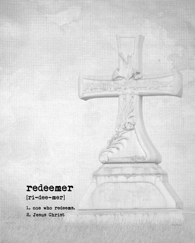 Redeemer II art print by Ramona Murdock for $40.00 CAD