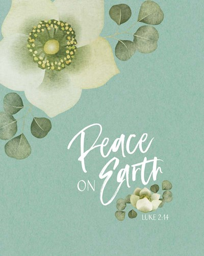 Peace on Earth art print by Tammy Apple for $40.00 CAD