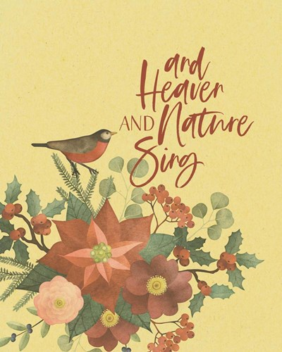 Heave and Nature Sing art print by Tammy Apple for $40.00 CAD