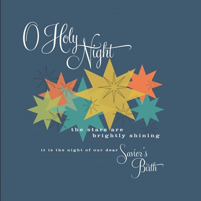 O Holy Night art print by Tammy Apple for $56.25 CAD