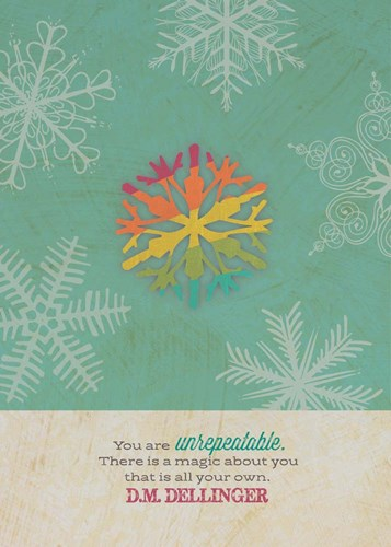 Magic Snowflake art print by Tammy Apple for $42.50 CAD