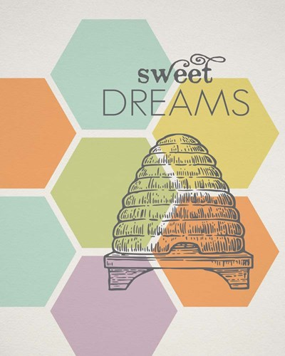 Sweet Dreams art print by Tammy Apple for $40.00 CAD