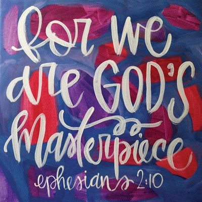 God's Masterpiece art print by Valerie Wieners for $48.75 CAD