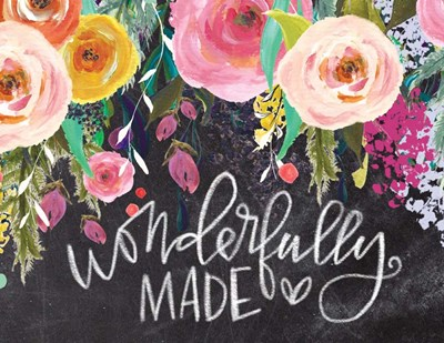 Wonderfully Made art print by Valerie Wieners for $42.50 CAD