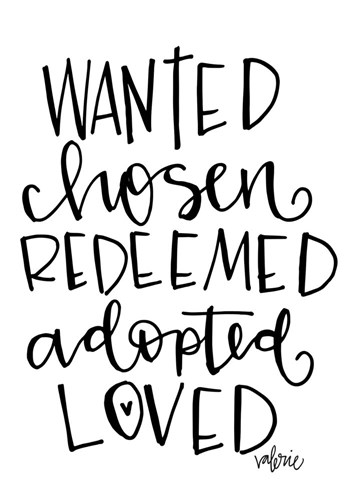 Wanted, Chosen art print by Valerie Wieners for $42.50 CAD