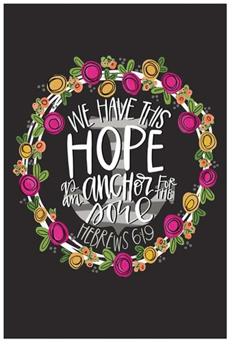 Hope art print by Valerie Wieners for $43.75 CAD