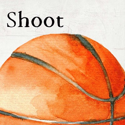Shoot art print by Valerie Wieners for $48.75 CAD