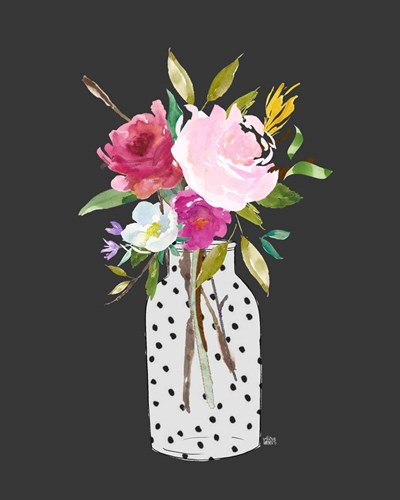 Pink Still Life art print by Valerie Wieners for $56.25 CAD