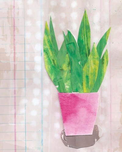 Pink Pot art print by Cindy Willingham for $56.25 CAD