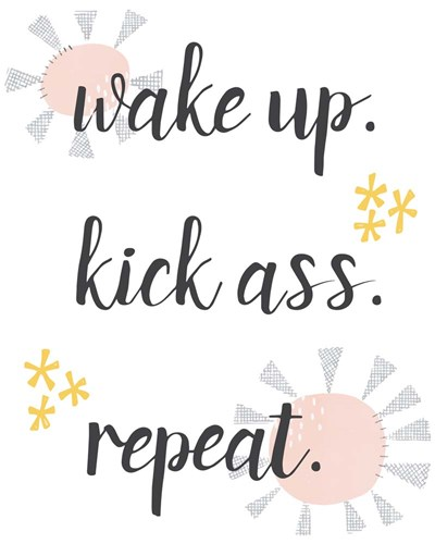 Wake Up art print by Cindy Willingham for $56.25 CAD
