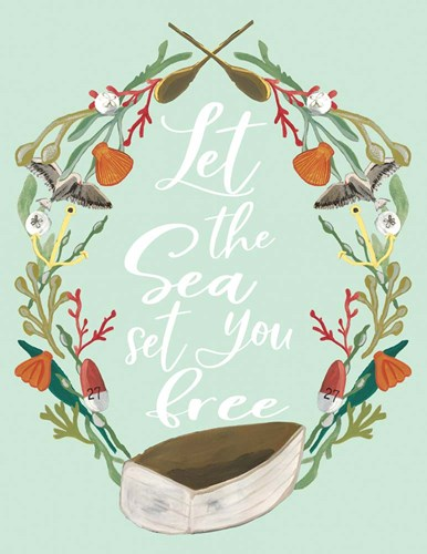 She Loved the Sea art print by Cindy Willingham for $57.50 CAD