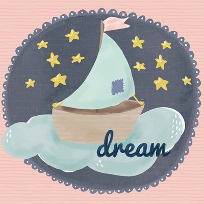 Dream art print by Cindy Willingham for $48.75 CAD