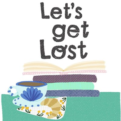 Let's Get Lost art print by Cindy Willingham for $48.75 CAD
