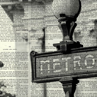 Metro I Crop art print by Marc Olivier for $51.25 CAD