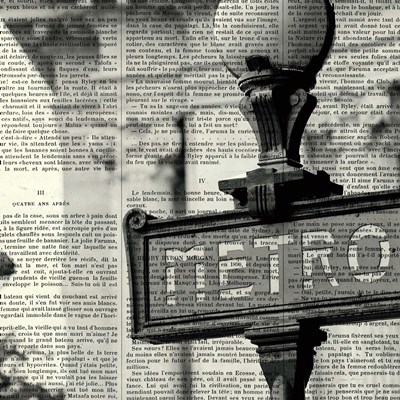 Metro I Crop art print by Marc Olivier for $28.75 CAD