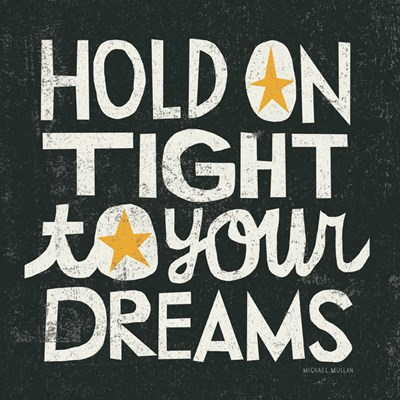 Hold on Tight art print by Michael Mullan for $51.25 CAD