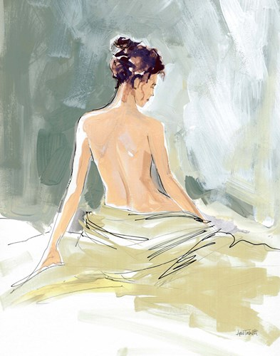 Nude I art print by Anne Tavoletti for $118.75 CAD