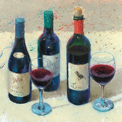 Wine Bouquet I art print by James Wiens for $51.25 CAD